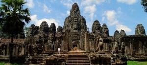 Bayon-Temple-in-Angkor-Thom-Cambodia