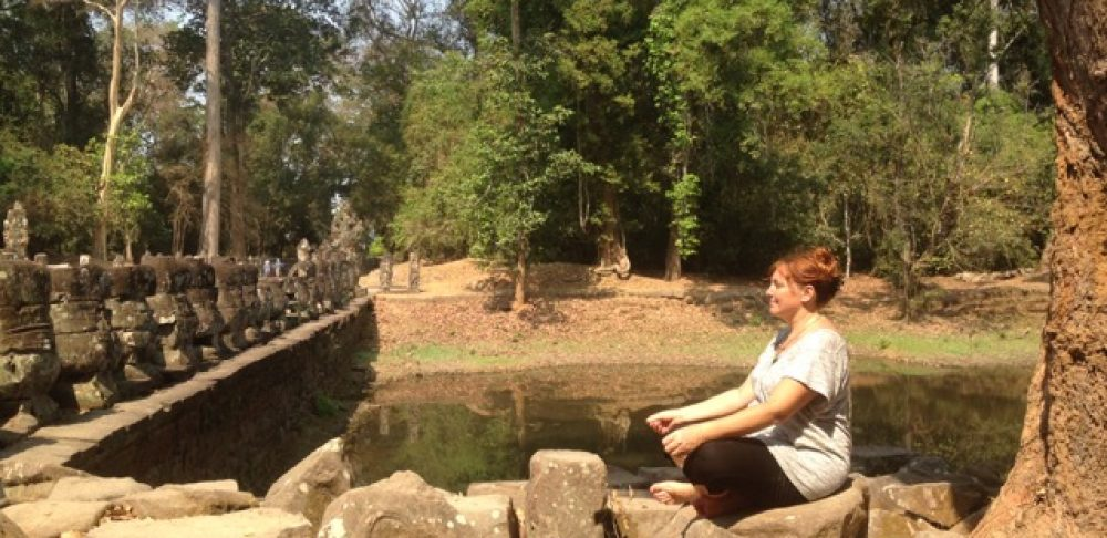 Angkor Evolution Spirituelle